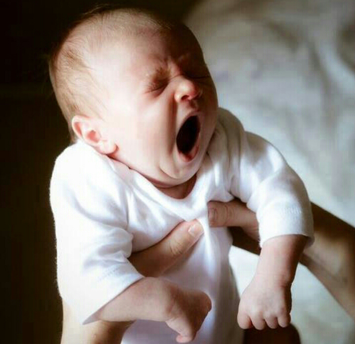 Babies Yawning 13