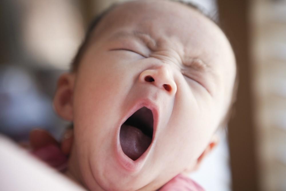 Babies Yawning 20