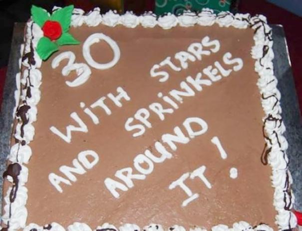 Dumbest Cake Decorators In The History Of Decorators 15