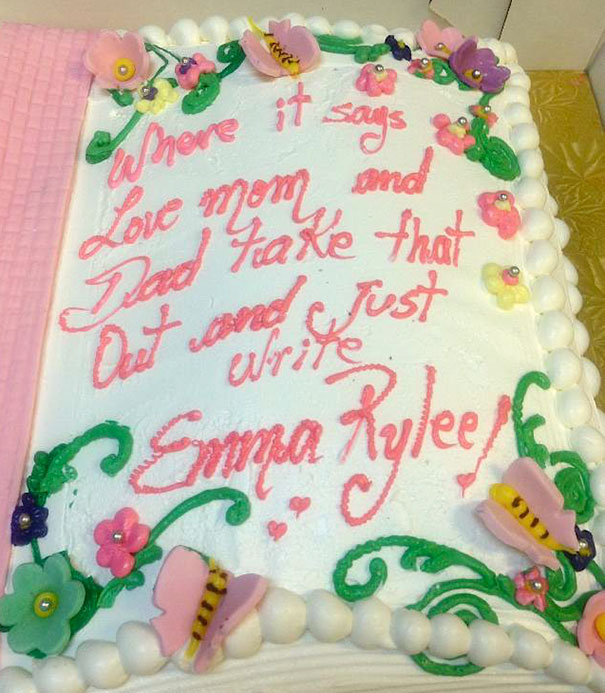 Dumbest Cake Decorators In The History Of Decorators 19
