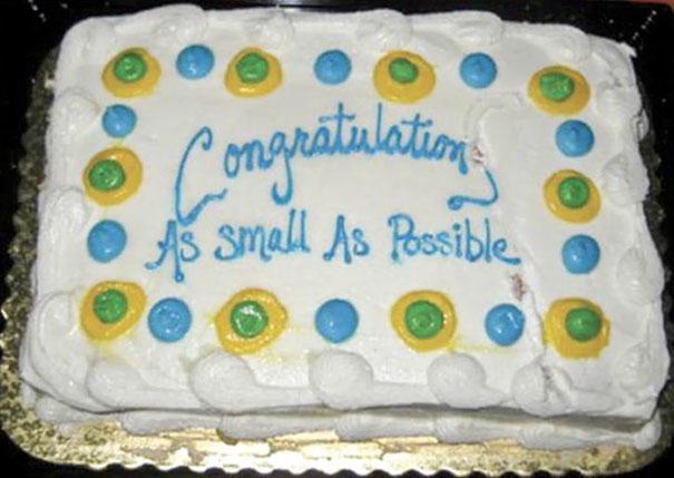 Dumbest Cake Decorators In The History Of Decorators 8