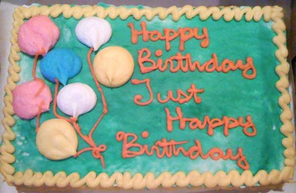 Dumbest Cake Decorators In The History Of Decorators 9