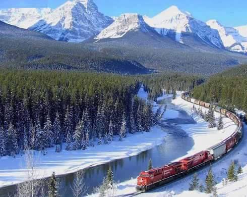 Picturesque Train Journeys Of All Time 15