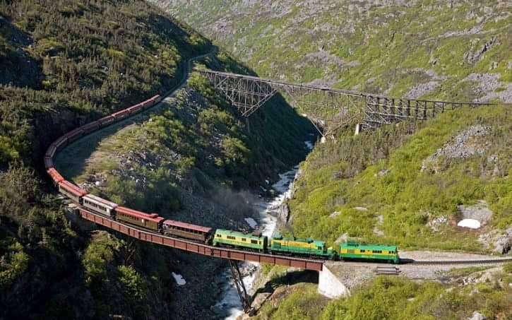 Picturesque Train Journeys Of All Time 7