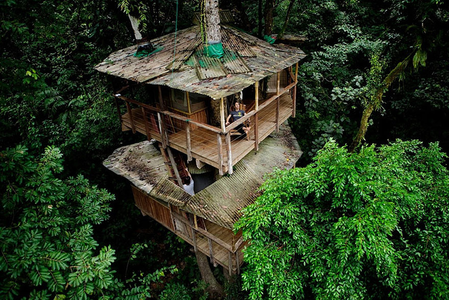 Tree Houses That'll Make You Want To Get One Of Your Own_011