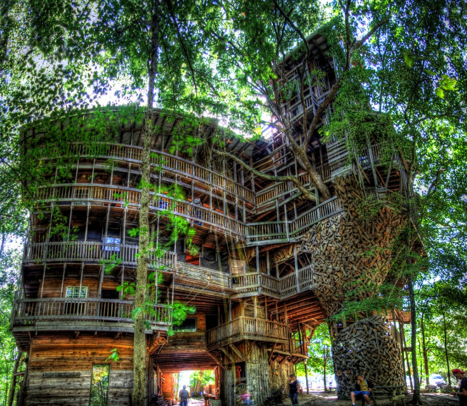 Tree Houses That'll Make You Want To Get One Of Your Own_033