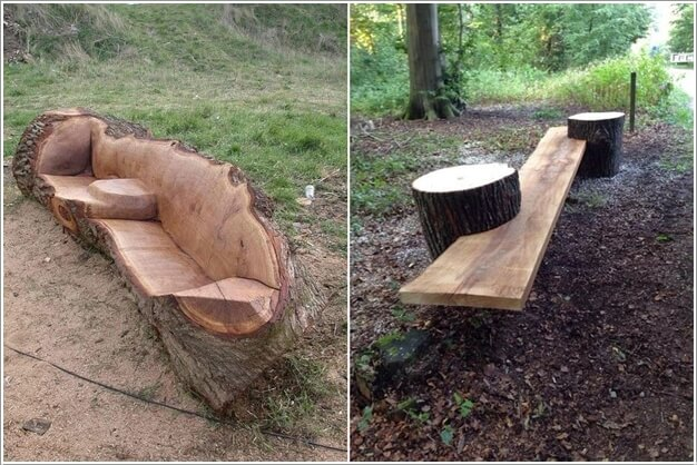 10 Interesting Ways You Can Use Tree Stumps (10)