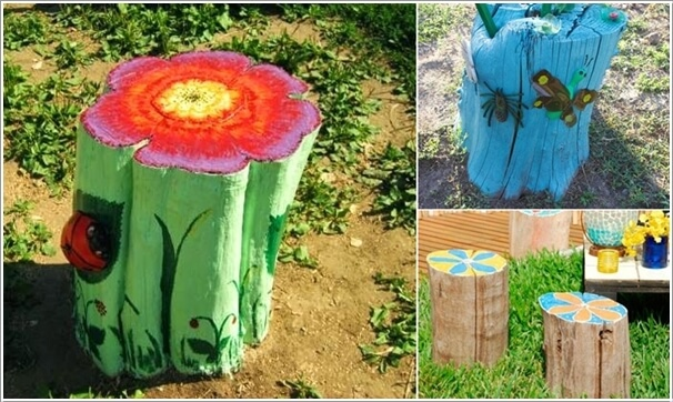 10 Interesting Ways You Can Use Tree Stumps (14)