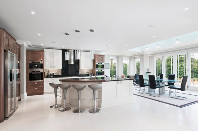 20 Kitchen Designs That Will Inspire You To Give Your Kitchen A Makeover (17)