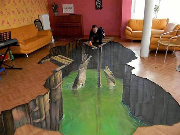 3D Floor Designs That'll Motivate You To Get One Done (6)