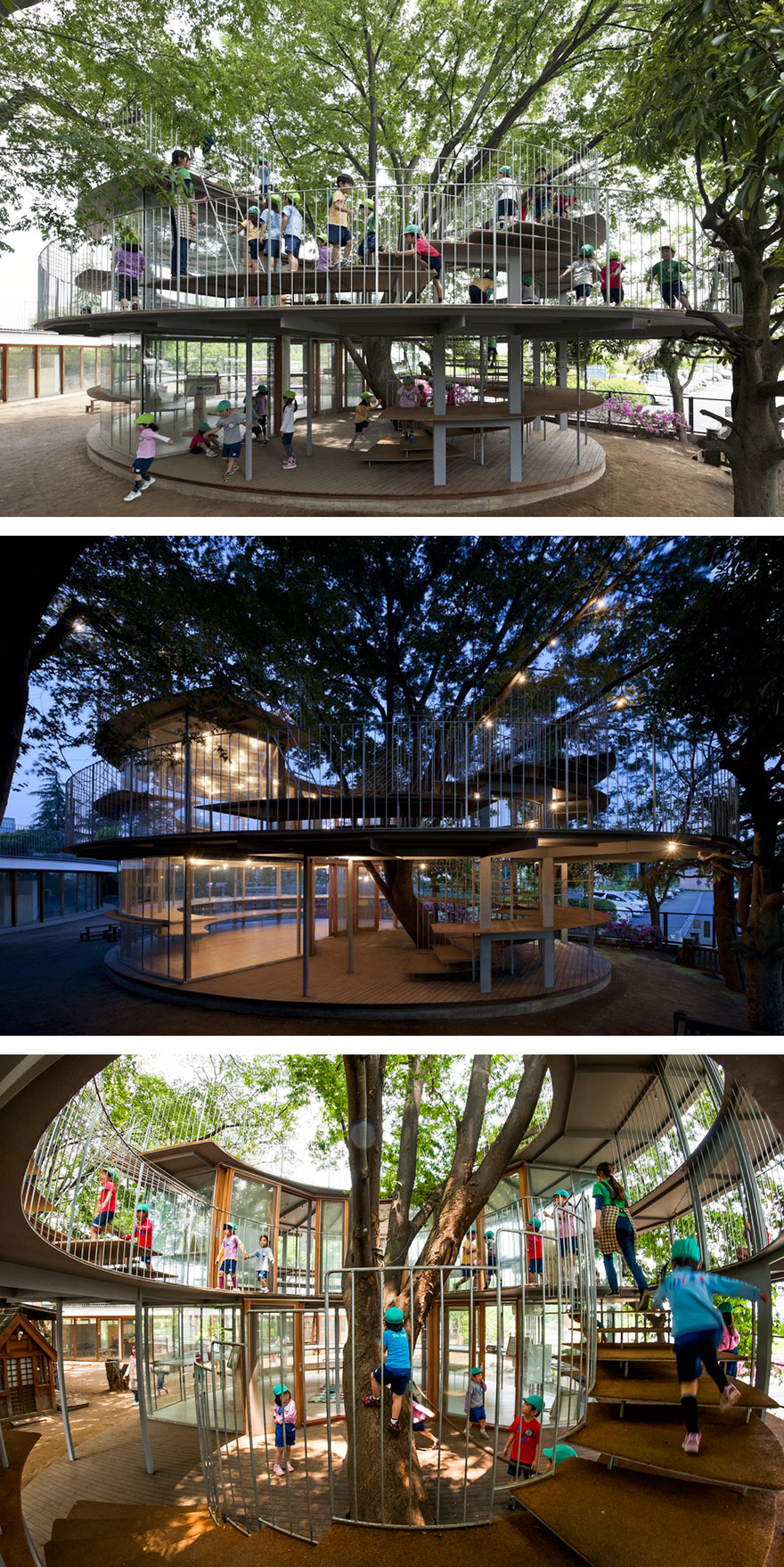 Architects Who Did NOT Destroy Nature To Make Buildings (1)