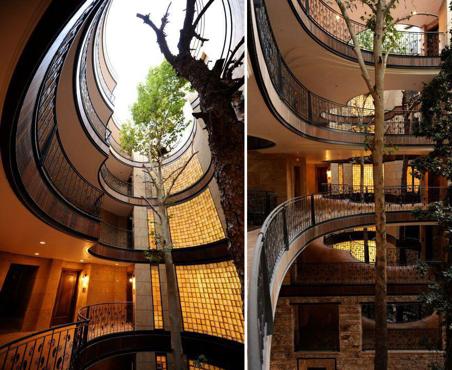 Architects Who Did NOT Destroy Nature To Make Buildings (5)