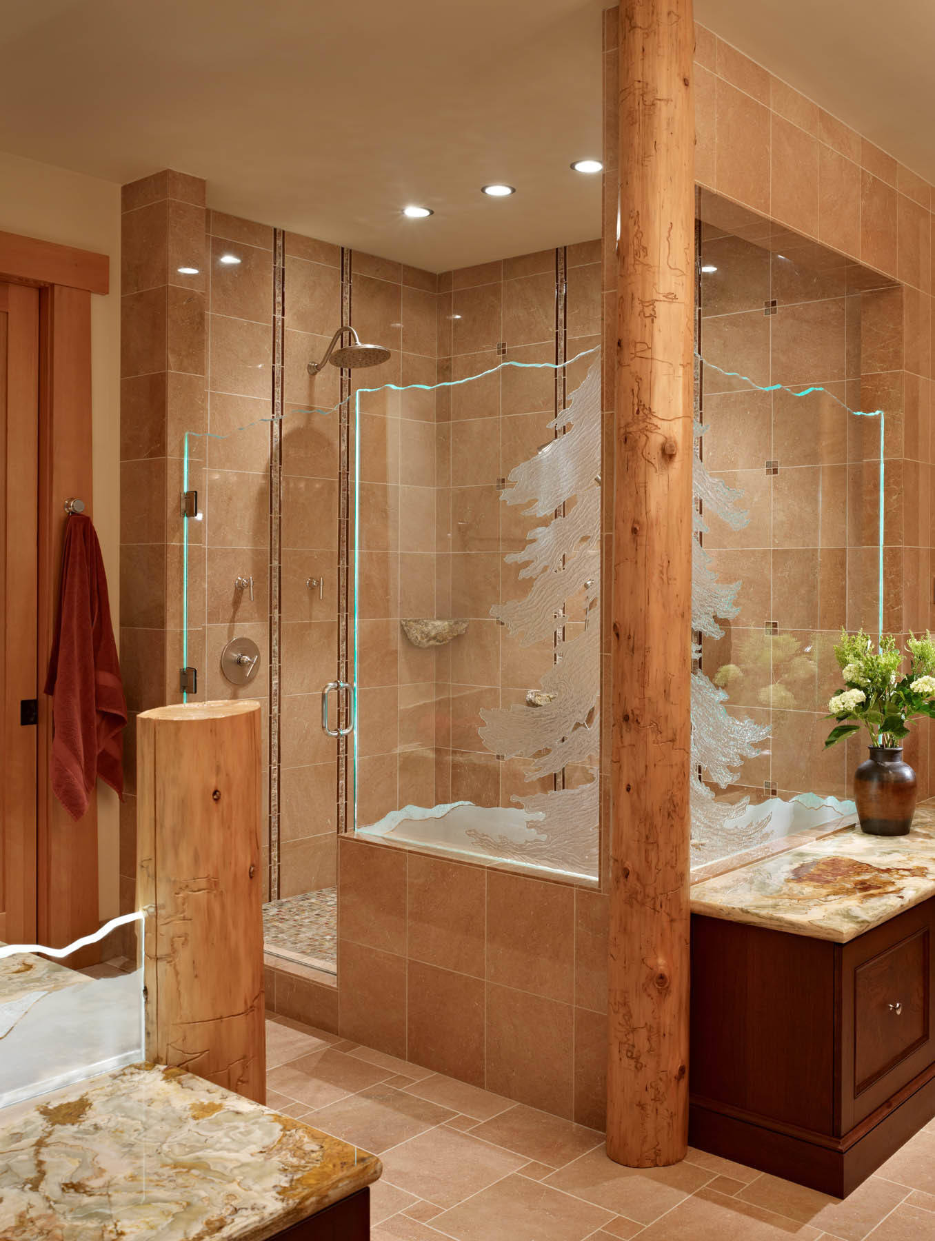 Bathroom Designs That'll Make It Your Favourite Place (11)