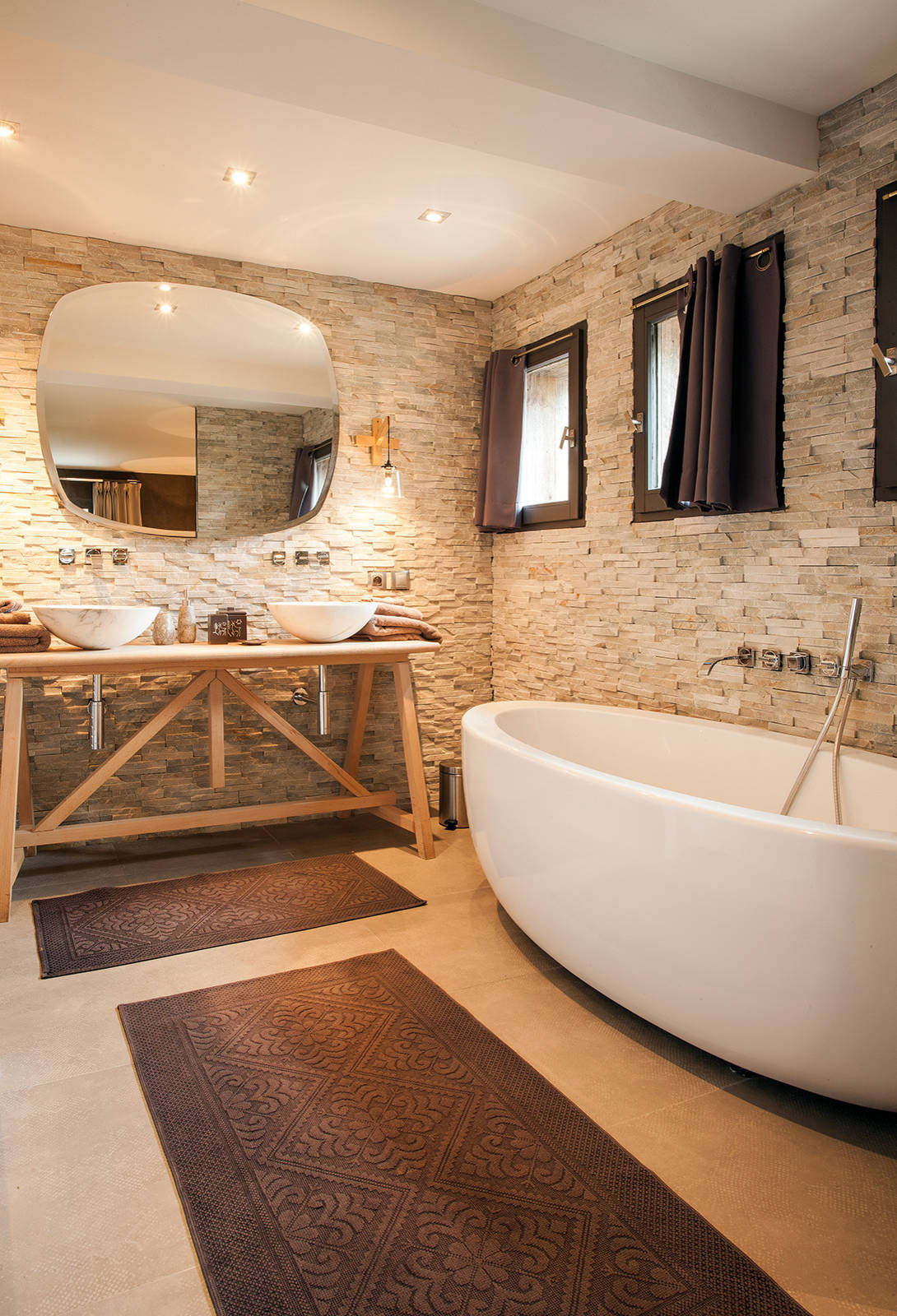 Bathroom Designs That'll Make It Your Favourite Place (16)
