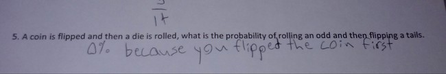 Exam Answers That Wrong But Pure Genuis (10)