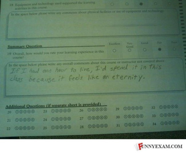 Exam Answers That Wrong But Pure Genuis (23)