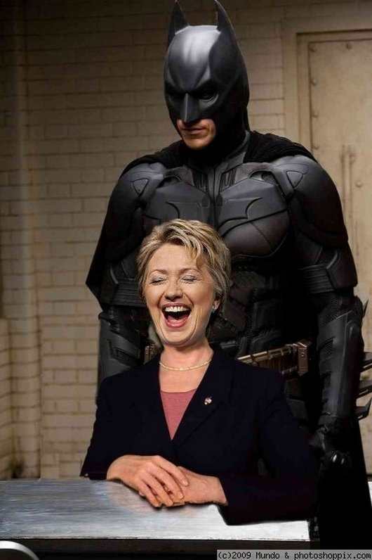 Hilarious Ways Hillary Clinton Was Photoshopped (8)