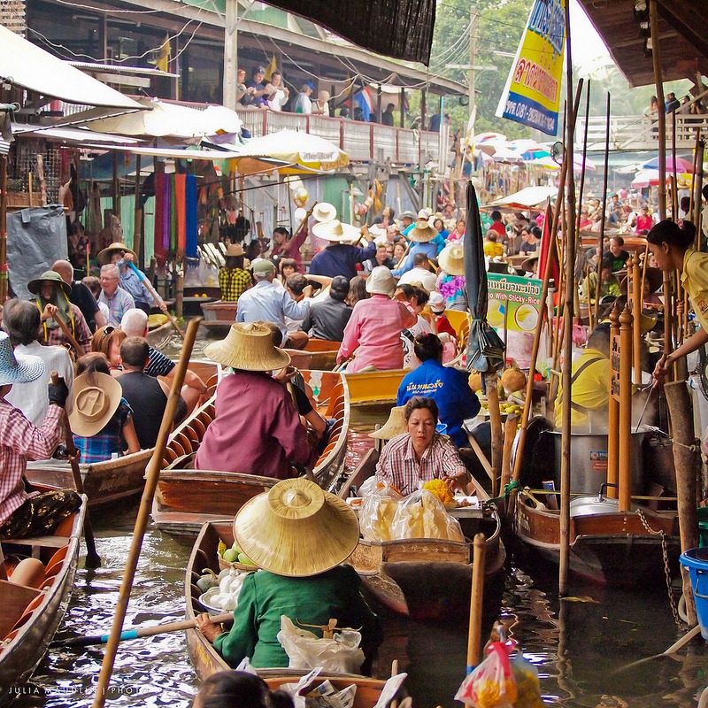 Images Of Markets On Boats In Southeast Asia (9)