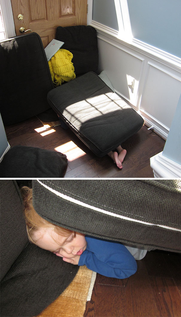 Kids Who Mastered The Art Of Sleeping ANYWHERE (4)