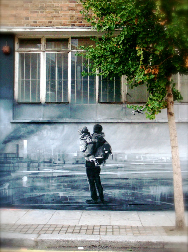 Of The Craziest Street Wall Artwork From Around The World_021