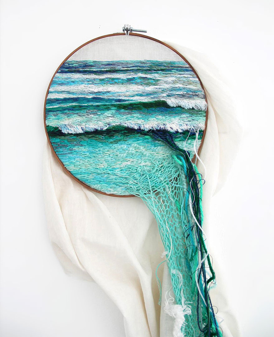 Out-Of-The-Box Embroidery Art 10