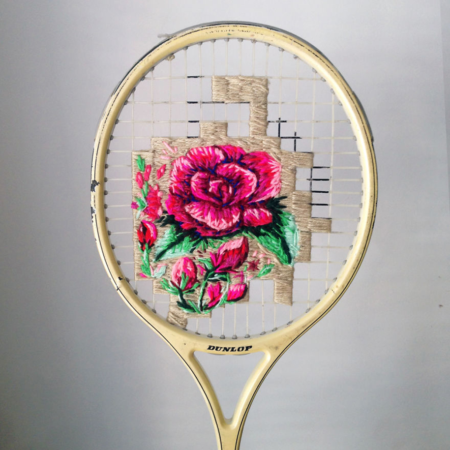Out-Of-The-Box Embroidery Art 12