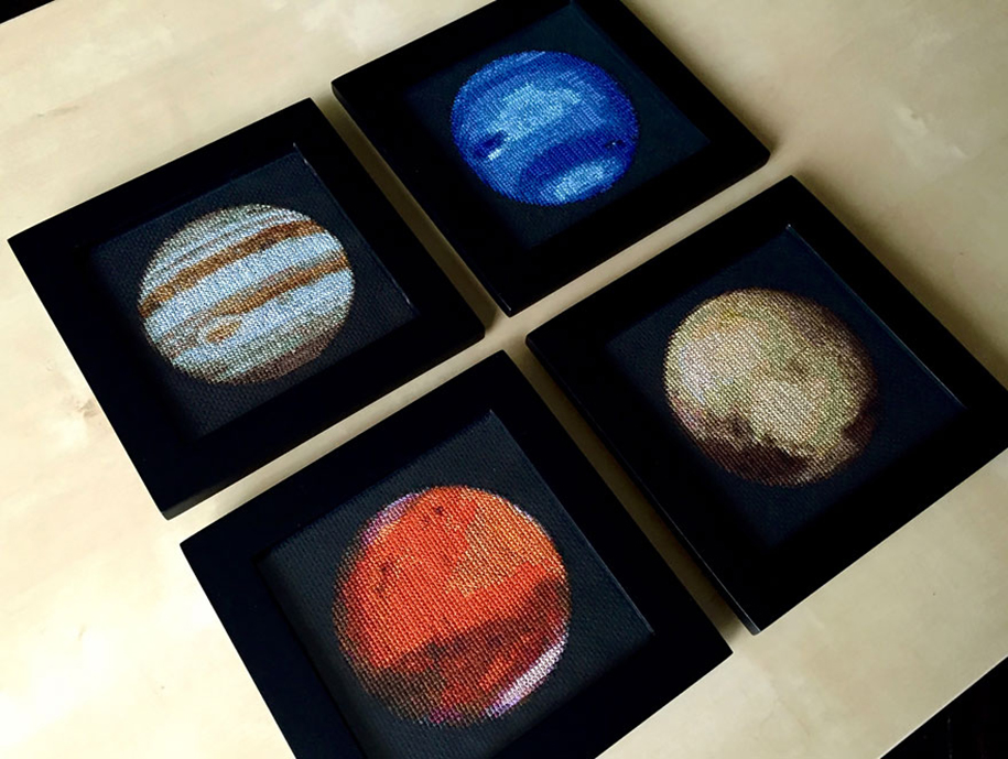 Out-Of-The-Box Embroidery Art 18