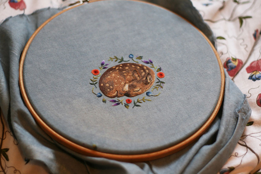 Out-Of-The-Box Embroidery Art 7