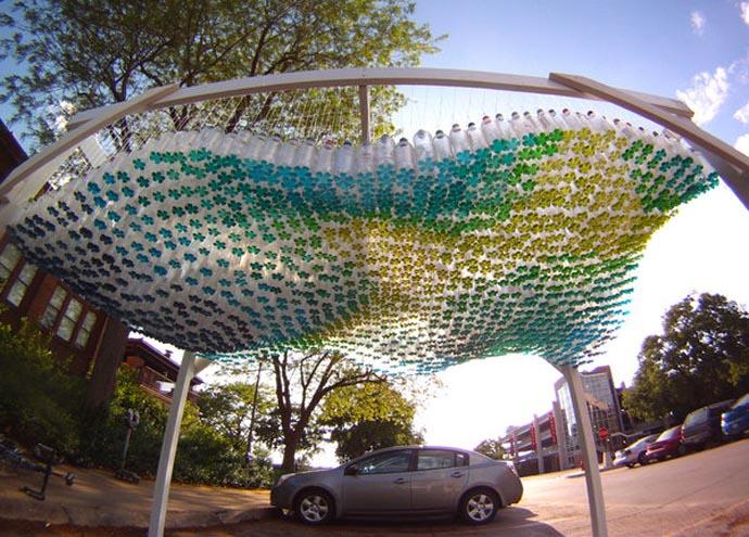 Unimaginable Ways You Can Reuse Plastic Bottles (8)