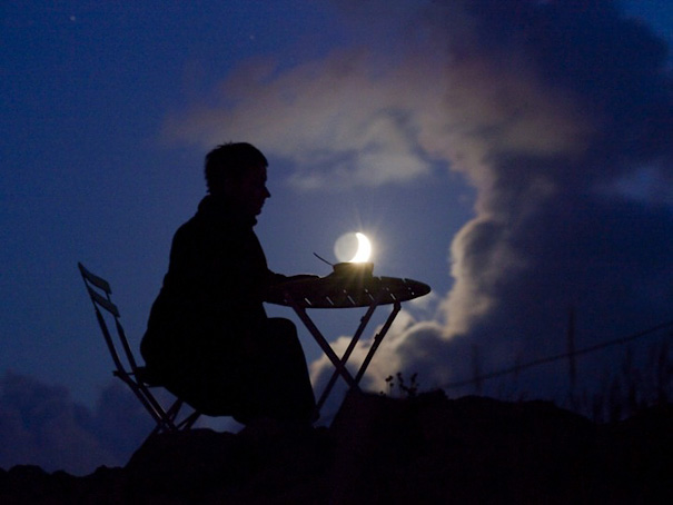 Ways Laurent Laveder Used The Moon Creatively (14)