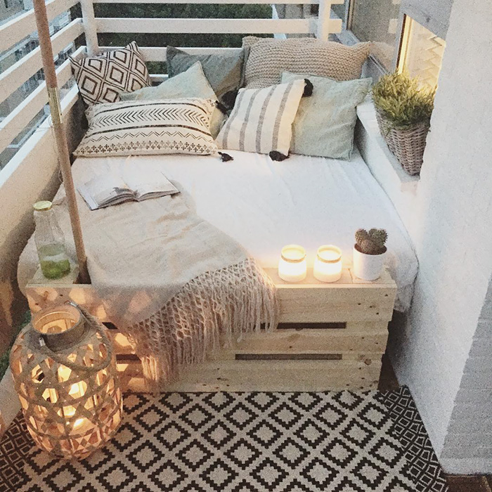 Ways You Can Reinvent Your Balcony 6
