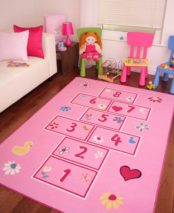 15 Amazing Carpet Ideas For Your Child's Room (4)