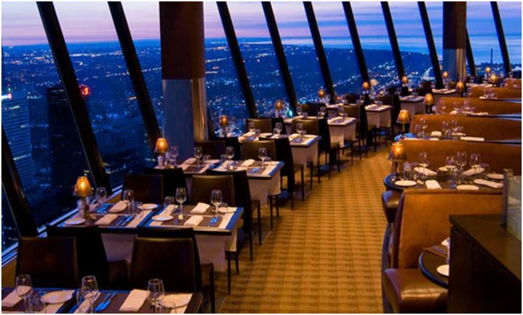 25 Restaurants You Should Visit Just For The View They Offer (1)