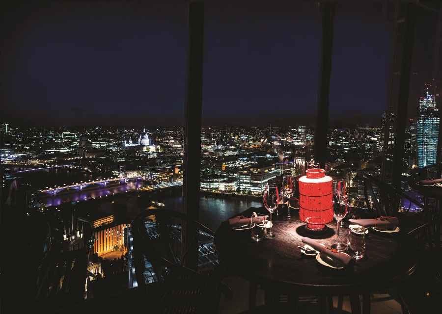 25 Restaurants You Should Visit Just For The View They Offer (11)