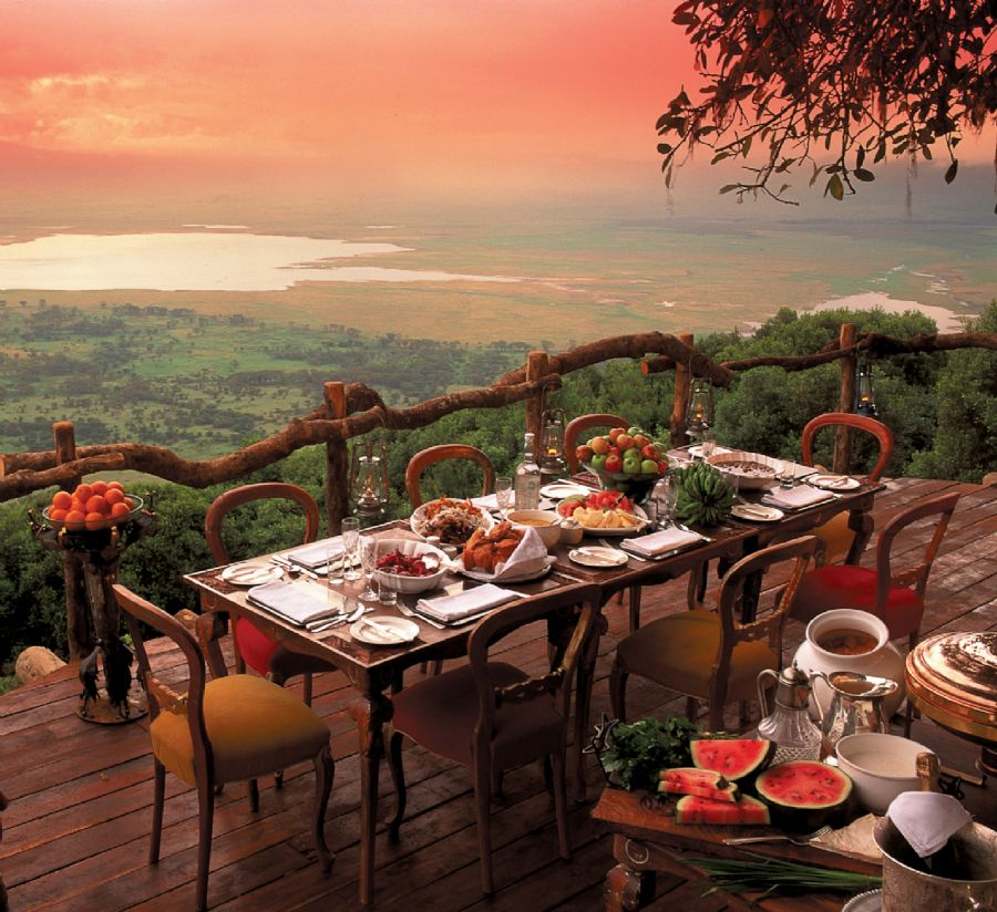 25 Restaurants You Should Visit Just For The View They Offer (8)