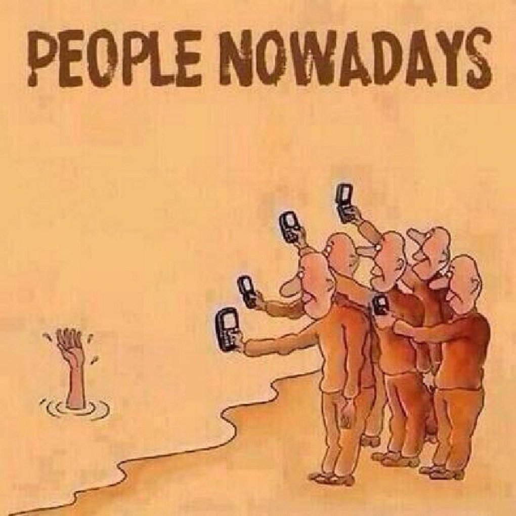 These Pictures Sum Up The Smartphone Addiction (6)