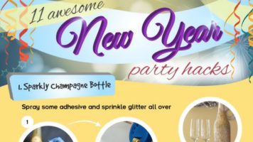 11 New Year Party Ideas You Must Try This Year - Infographic GP