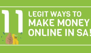 11 Ways You Can Earn Online - Infographic