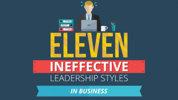 11 Signs You Need To Change Your Leadership Style - Infographic