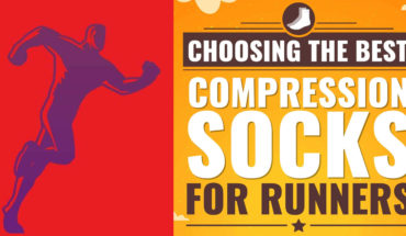 Benefits Of Compression Socks - Infographic
