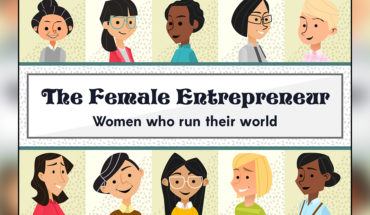 How Women Have Reigned Over The Years - Infographic