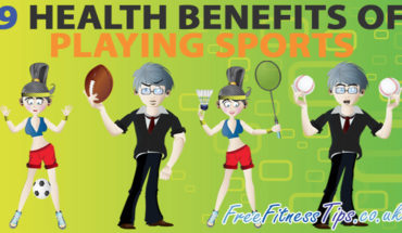 Here's Why Playing Sports is Healthy - Infographic