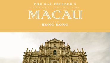 Hong Kong To Macau - Travel Guide - Infographic