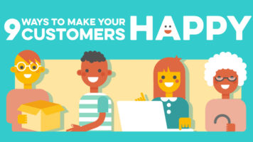 A Guide To Impressing Your Customers - Infographic