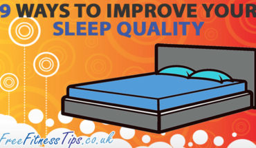 How To Get Improved Quality Sleep - Infographic