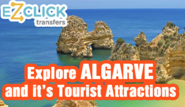 A Traveler's Guide To Algarve - Infographic