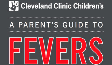 Dealing With Fevers - A Guide For New Parents - Infographic GP