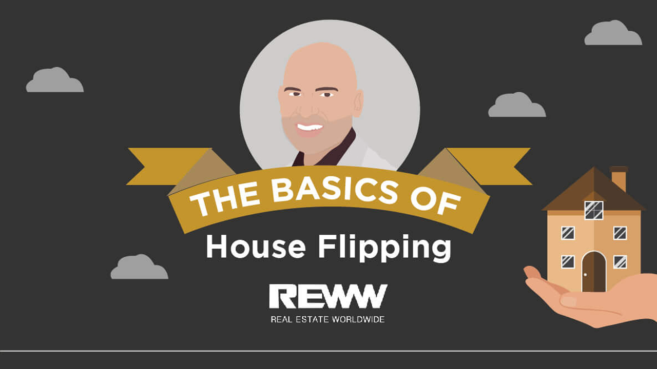 everything you need to know about house flipping infographic