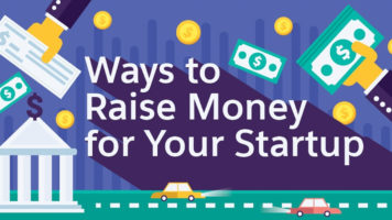 How To Raise Money For Your Startup - Infographic GP