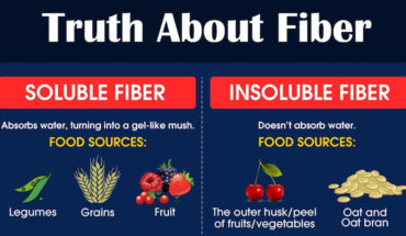 Is Fibre Really Good For You? - Infographic